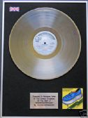 SHOWADDYWADDY - LP Platinum Disc - 'SHOWADDYWADY'